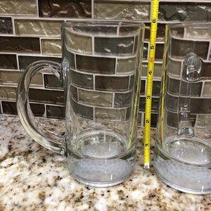 Dining - Golf ball handle glassware